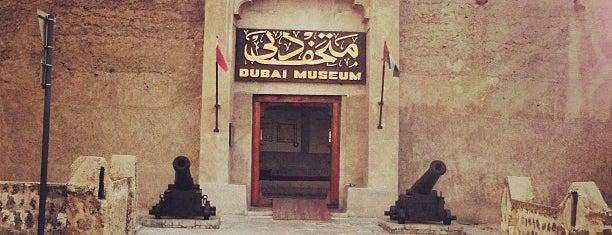 Dubai Museum is one of #myhints4Dubai.