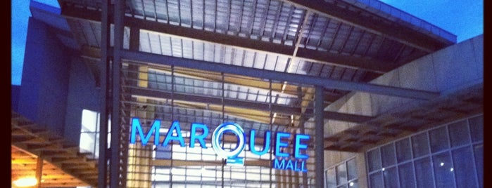 MarQuee Mall is one of Recorded.