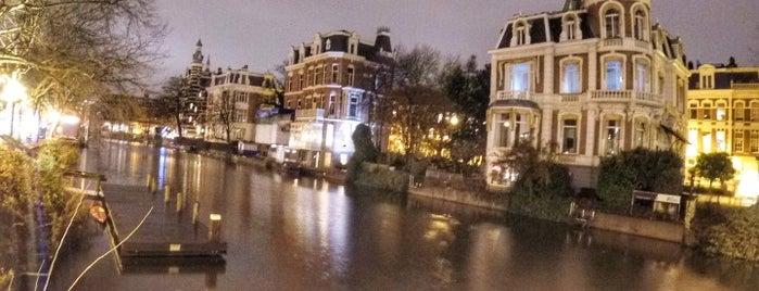 Museumbrug (Brug 82) is one of Amsterdam.