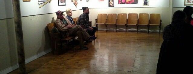 Speakeasy Art Center is one of Lugares favoritos de Jim.