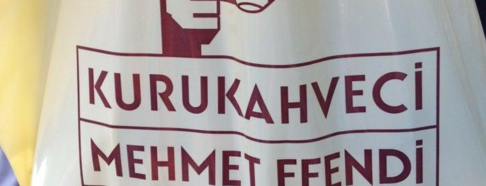 Kurukahveci Mehmet Efendi Mahdumları is one of # istanbul.