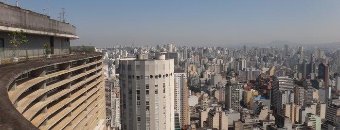 Edifício Copan is one of São Paulo.