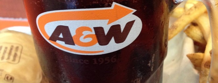A&W is one of My 2019 BC Food Adventure.
