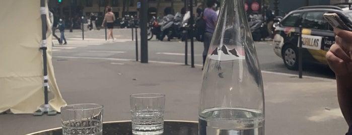 Кафе Пушкинъ is one of Paris.