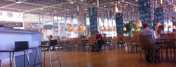 IKEA Restaurant is one of Vinicius'un Beğendiği Mekanlar.