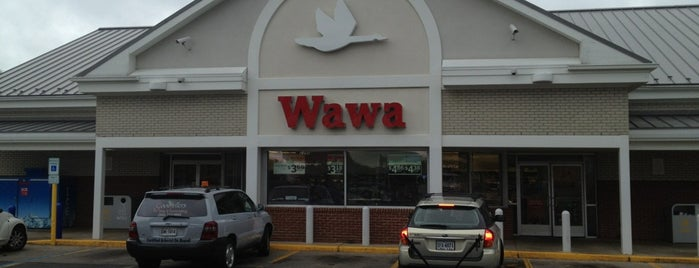 Wawa is one of Shopping.