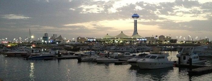 Al Bateen Marina مارينا البطين is one of Posti che sono piaciuti a Masarra.
