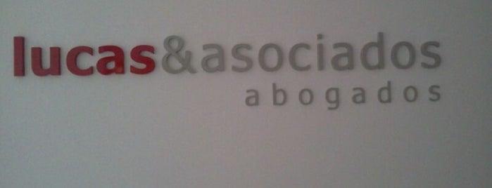 Lucas&Asociados Abogados is one of Lieux qui ont plu à Emilio.