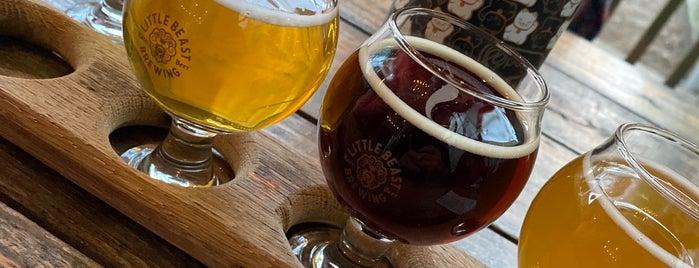 Little Beast Brewing Beer Garden is one of Craft Breweries.