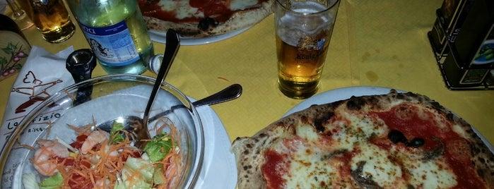 Lo Sfizio is one of I miei Ristoranti preferiti .