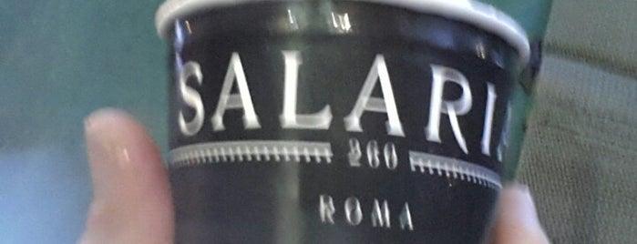 Salaria, Gelato D'autore is one of Gelato in Rome.