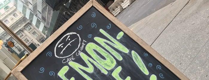 Café Grumpy is one of สถานที่ที่ Erik ถูกใจ.