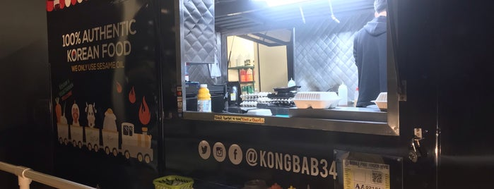 Korean BBQ Truck is one of Food Truck Heaven NYC.