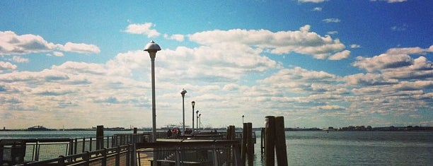 Louis Valentino Jr Park & Pier is one of NYC Izzy 2DO.