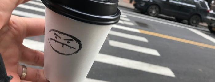 Café Grumpy is one of Erik'in Beğendiği Mekanlar.