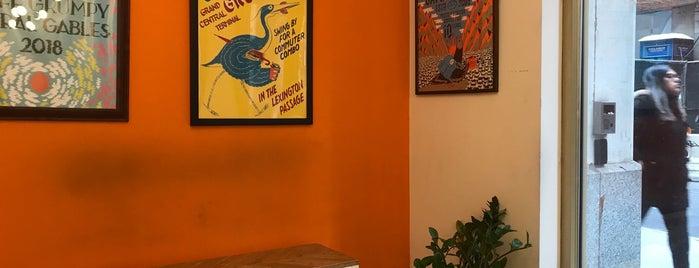 Café Grumpy is one of Lieux qui ont plu à Erik.