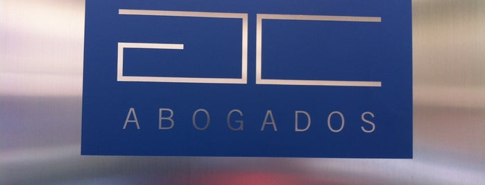 GC Abogados is one of Lieux sauvegardés par La Cava.