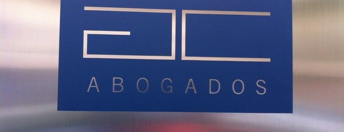 GC Abogados is one of Posti salvati di La Cava.