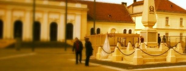 Parcul Custozza is one of Romania 2014.