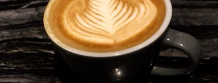 Ounce Speciality Coffee is one of Queenさんの保存済みスポット.
