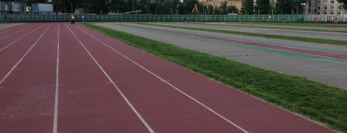 Навчально-тренувальний комплекс ФФУ ім. Баннікова is one of Illia 님이 좋아한 장소.