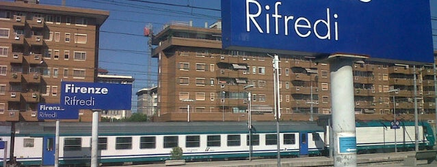 Stazione Firenze Rifredi is one of Viaggio in Italia 2019 - Firenze.
