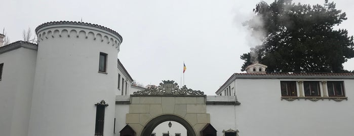 Palatul Elisabeta is one of Ghid de București.