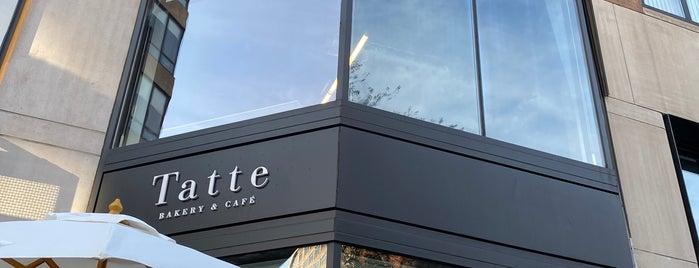 Tatte Bakery & Cafe is one of Locais curtidos por Zviad.