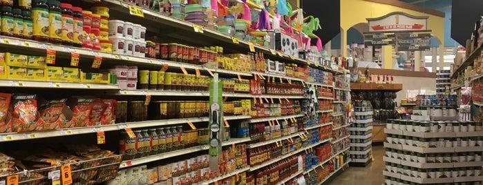 El Rancho Supermercado is one of Posti che sono piaciuti a MarktheSpaMan.