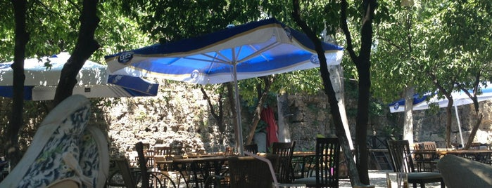 Palavra Cafe is one of Yerler - Antalya.