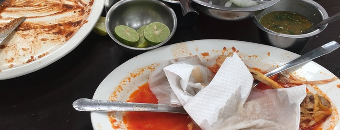 Cocina Karina is one of México.