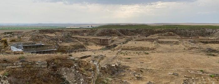 Gordion is one of Ankara Highlights & Travel Essentials.