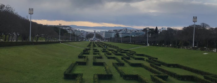 Miradouro do Parque Eduardo VII is one of Lissabon🇵🇹.