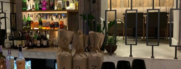 Benjamin Wine Bar is one of Odessa.