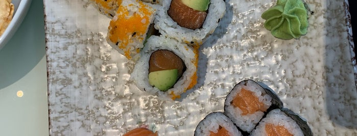 Akito Sushi Bar is one of Lost in Berlin.