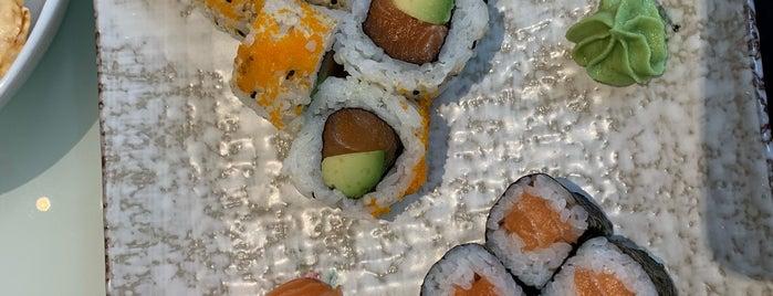 Akito Sushi Bar is one of Berlin.
