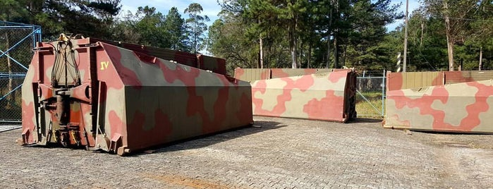 5º Batalhão de Engenharia de Combate Blindado is one of Porto União/SC.