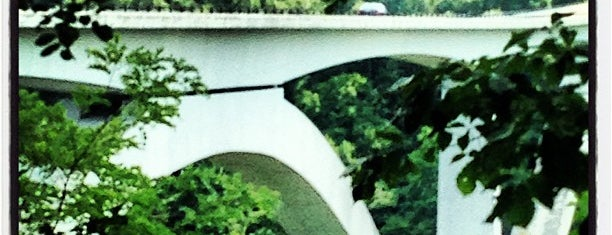 Natchez Trace Parkway Bridge is one of Lugares favoritos de Divya.