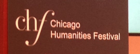 Chicago Humanities Festival @ Thorne Auditorium, Northwestern University School of Law is one of Ohio House Motel.
