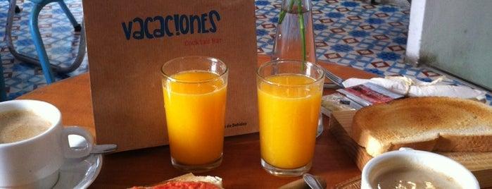 Vacaciones is one of ¡Mmmmmadrid!.
