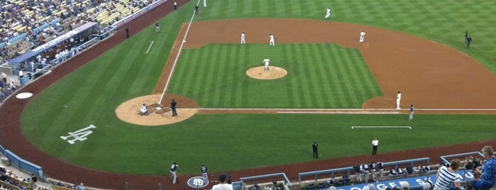 Dodger Stadium is one of MLB.