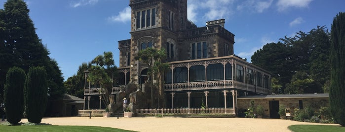 Larnach Castle is one of To do: New Zealand.