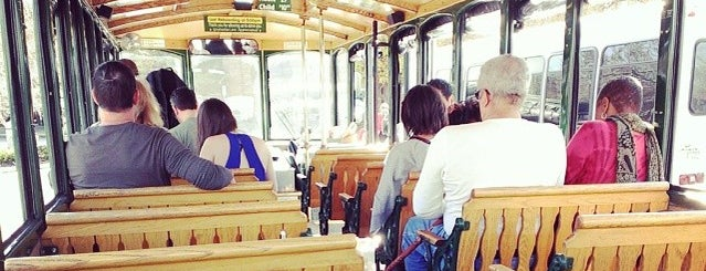 Old Town Trolley Tours of Savannah is one of Gay-Friendly Tour Companies in Savannah, GA.