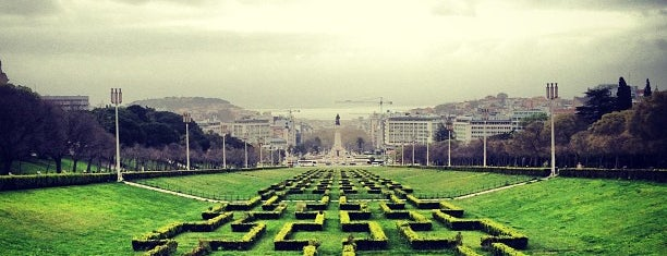 Parque Eduardo VII is one of Lisbon.