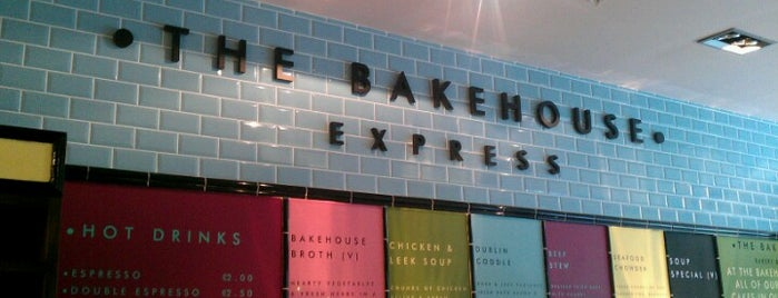 The Bakehouse Express is one of Lugares favoritos de Shaz.