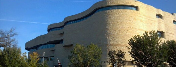 National Museum of the American Indian is one of Cultural - Washington DC.