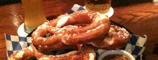 Hofbräu Bierhaus NYC is one of To Try With Ceci.