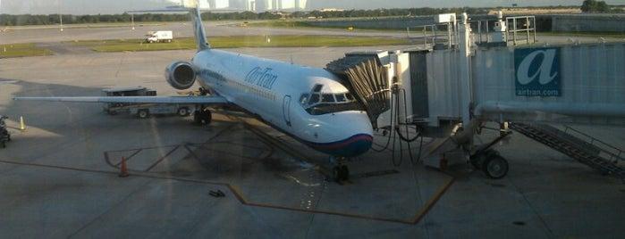 ท่าอากาศยานนานาชาติแทมปา (TPA) is one of AIRPORT.
