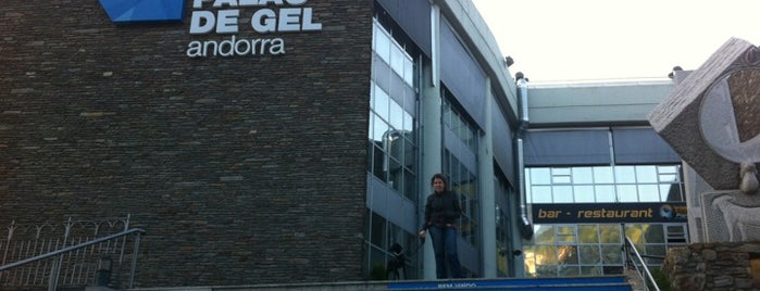 Palau De Gel is one of Andorra.