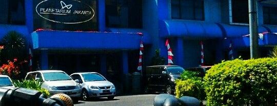 Planetarium Jakarta is one of Enjoy Jakarta 2012 #4sqCities.